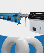PPR Double pipe production line